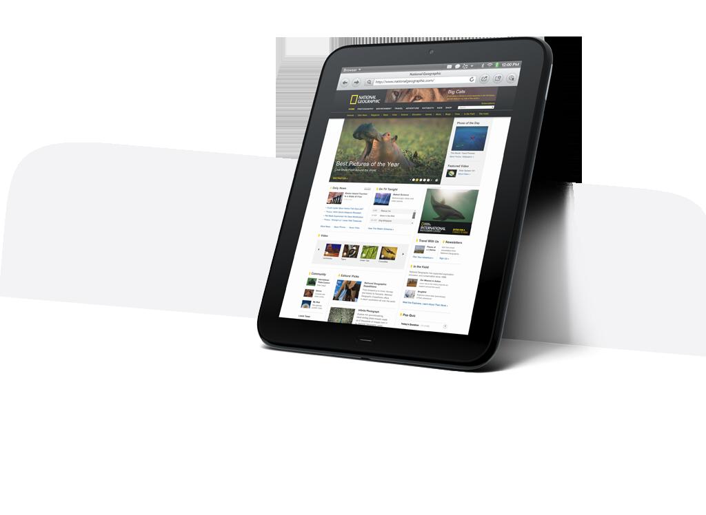 HP Touchpad - Minneapolis Minnesota