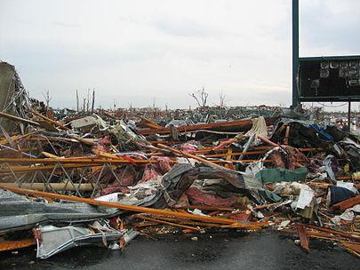 Laserfiche Missouri tornado damage